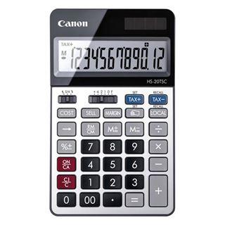 Εικόνα της Αριθμομηχανή 12 Ψηφίων Canon HS-20TSCDBL 2469C002AA