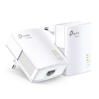 Εικόνα της Powerline Tp-Link PA7017 v1 AV1000 Starter Kit