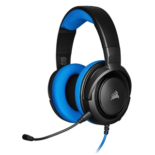 Εικόνα της Headset Corsair HS35 Blue CA-9011196-EU