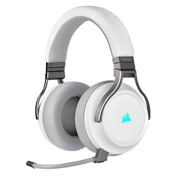 Εικόνα της Headset Corsair Virtuoso White RGB Wireless CA-9011186-EU