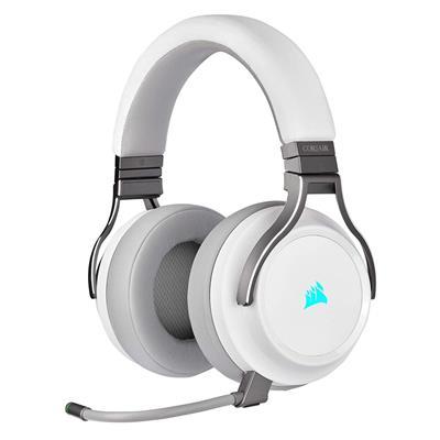 Εικόνα της Headset Corsair Virtuoso White RGB Wireless CA-9011186-EU