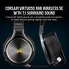 Εικόνα της Headset Corsair Virtuoso SE RGB Wireless Gunmetal CA-9011180-EU