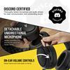 Εικόνα της Headset Corsair HS70 Pro Carbon Wireless (iCue Comp) CA-9011211-EU