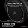 Εικόνα της Headset Corsair HS70 Pro Cream Wireless (iCue Comp) CA-9011210-EU