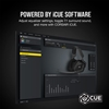 Εικόνα της Headset Corsair Void 7.1 Elite Surround Carbon CA-9011205-EU
