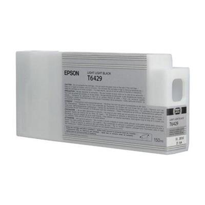 Εικόνα της Μελάνι Epson T6429 Light Light Black C13T642900