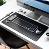Εικόνα της Satechi Eco-Leather Deskmate Black ST-LDMK