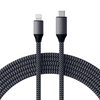 Εικόνα της Satechi Cable USB-C to Lightning 1.8m Space Gray ST-TCL2M