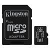 Εικόνα της Κάρτα Μνήμης MicroSDHC Class 10 Kingston Canvas Select Plus 100R A1 32GB + SD Adapter SDCS2/32GB