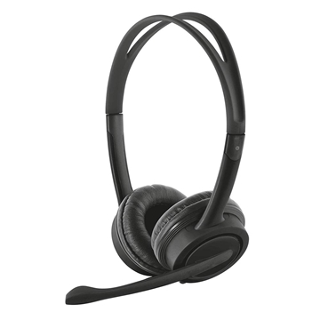 Εικόνα της Headset Trust Mauro USB Black 17591