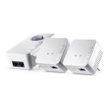 Εικόνα της Powerline Devolo 550 WiFi Passthrough Network Kit 9645