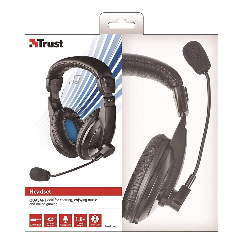 Trust Quasar Headset