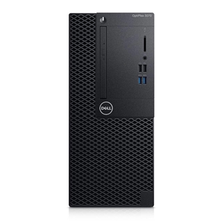 Εικόνα της Desktop Dell OptiPlex 3070 MT Intel Core i5-9500(3.00GHz) 8GB 512GB SSD Win10 Pro Multi-Language N016O3070MT