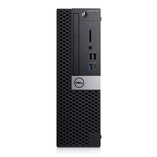 Εικόνα της Desktop Dell OptiPlex 7070 SFF Intel Core i7-9700(3.00GHz) 16GB 512GB SSD Win10 Pro Multi-Language N014O7070SFF