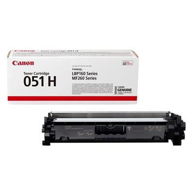 Εικόνα της Toner Canon 051H Black HC 2169C002