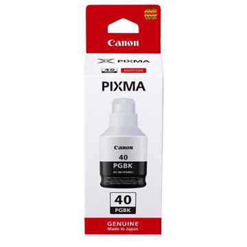 Εικόνα της Μελάνι Canon GI-40 Black 3385C001