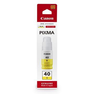 Εικόνα της Μελάνι Canon GI-40 Yellow 3402C001