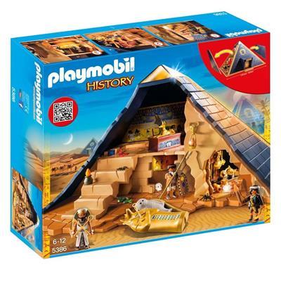 Εικόνα της Playmobil History - Πυραμίδα του Φαραώ 5386