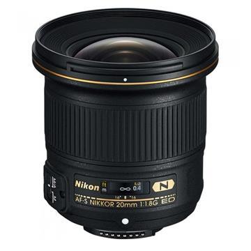 Εικόνα της Φακός Nikon AF-S Nikkor 20mm f/1.8G ED