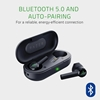 Εικόνα της Earbuds Razer Hammerhead True Wireless Black RZ12-02970100-R3G1