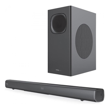 Εικόνα της Soundbar Crystal Audio CASB320 Bluetooth 2.1 with Wireless Subwoofer 320W
