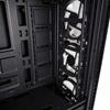 Εικόνα της Kolink Observatory RGB Tempered Glass Black GEKL-035