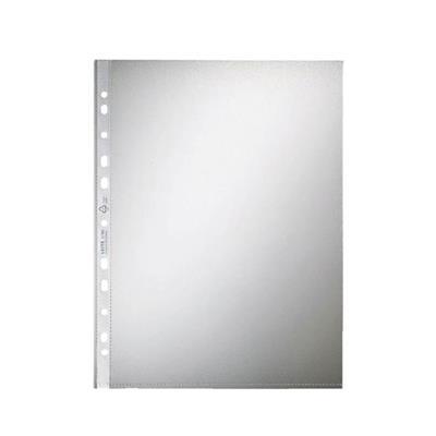 Εικόνα της Ζελατίνες Leitz Ενισχυμένες με Τρύπες Άνοιγμα Πάνω 0.06mm 100 Τμχ 428654