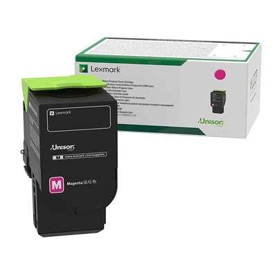 Εικόνα της Toner Lexmark Magenta Extra HC C242XM0