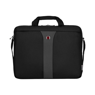 Εικόνα της Τσάντα Notebook 17'' Wenger Legacy Slimcase Black/Gray 9lt 600654