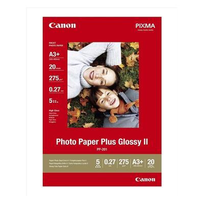 Εικόνα της Φωτογραφικό Χαρτί Canon PP-201 A3+ Plus Glossy ΙΙ 265g/m² 20 Φύλλα 2311B021