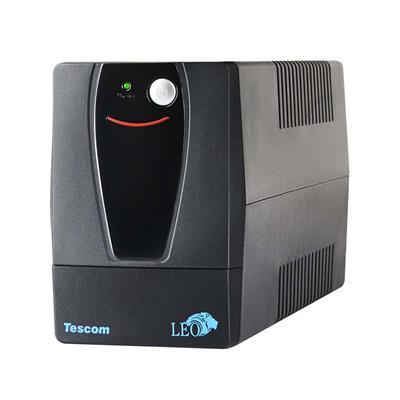 Εικόνα της UPS Tescom LEO 1500VA LED Line Interactive UPS.0225