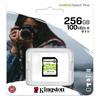 Εικόνα της Κάρτα Μνήμης SDXC Class 10 Kingston Canvas Select Plus UHS-1 U3 V30 256GB SDS2/256GB