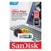 Εικόνα της SanDisk Ultra Flair USB 3.0 64GB Blue SDCZ73-064G-G46B
