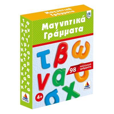 Εικόνα της Desyllas Games - Μαγνητικά Πεζά Γράμματα 98 Τεμάχια 520128