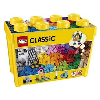 Εικόνα της Lego Classic: Large Creative Brick Box 10698
