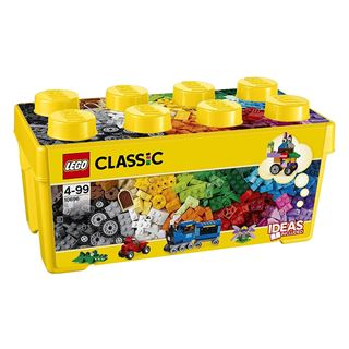 Εικόνα της Lego Classic: Medium Creative Brick Box 10696