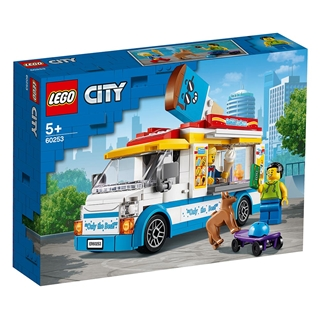 Εικόνα της Lego City: Ice-Cream Truck 60253