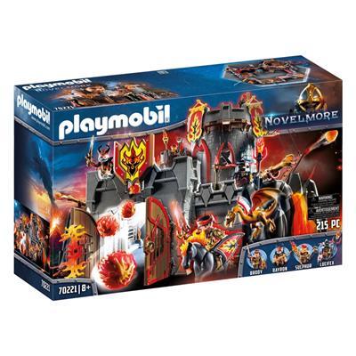 Εικόνα της Playmobil Novelmore - Φρούριο Ιπποτών του Μπέρναμ 70221