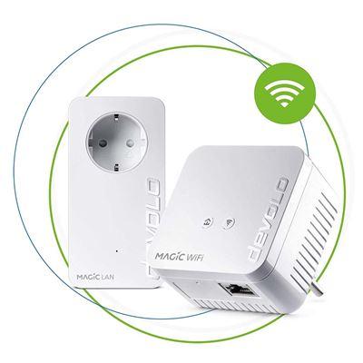 Εικόνα της Powerline Devolo Magic 1 WiFi Mini Starter Kit 8568