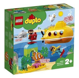 Εικόνα της Lego Duplo: Submarine Adventure 10910