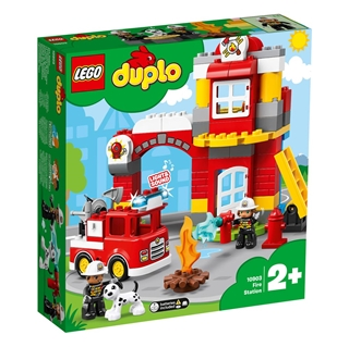 Εικόνα της Lego Duplo: Fire Station 10903