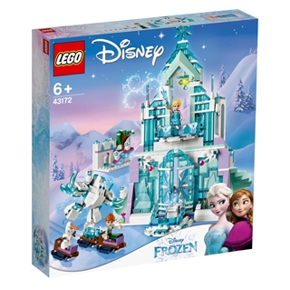 Εικόνα της Lego Disney Princess : Elsa's Magical Ice Palace 43172