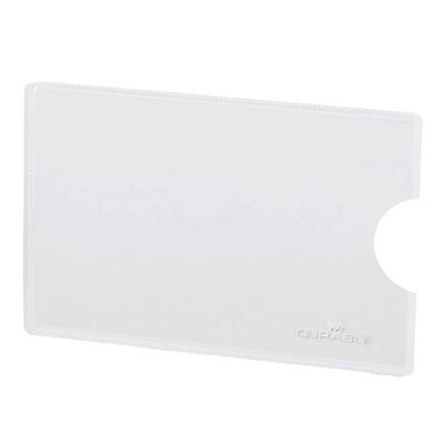 Εικόνα της Θήκη Προστασίας Καρτών για 1 Κάρτα Durable RFID Σετ 3 Τεμαχίων Διάφανο DRB8903