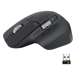 Εικόνα της Ποντίκι Logitech MX Master 3 Advanced Wireless Graphite 910-005694