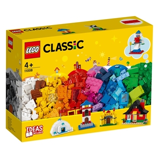 Εικόνα της Lego Classic: Bricks and Houses 11008