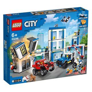 Εικόνα της Lego City: Police Station 60246