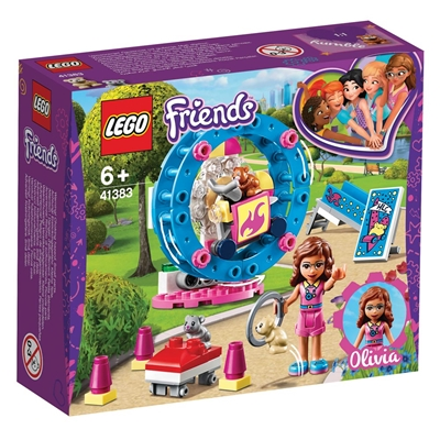 Εικόνα της Lego Friends: Olivia's Hamster Playground 41383
