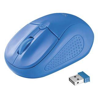 Εικόνα της Ποντίκι Trust Primo Wireless Blue 20786
