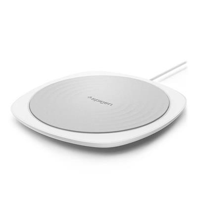 Εικόνα της Spigen Wireless Charging Pad F305W White 000CH25907