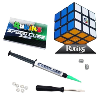 Εικόνα της Rubik's New Speed Cube Pro Pack 3x3 5503